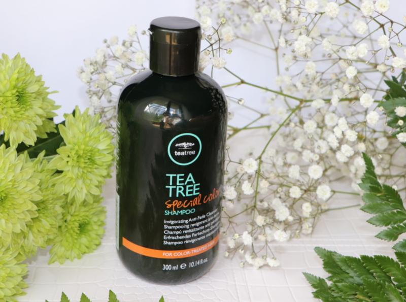 Paul Mitchell Tea Tree Special Color, czyli profesjonalna pielęgnacja włosów farbowanych