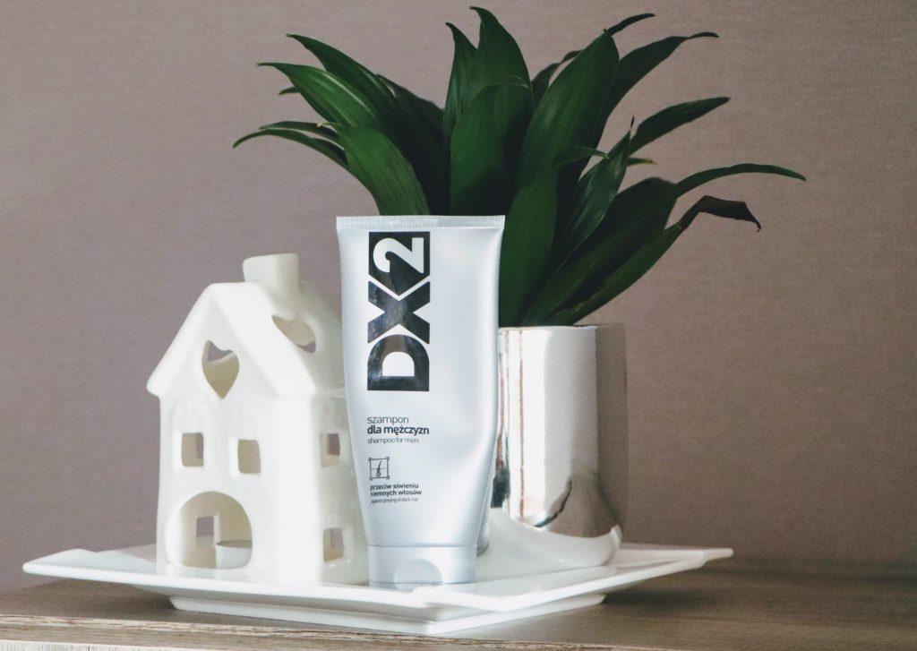 DX2 szampon przeciw siwieniu włosów